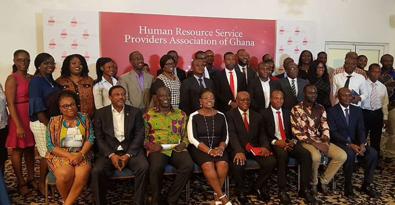 Employment Minister Advises HR Managers To Equip Themselves Technologically