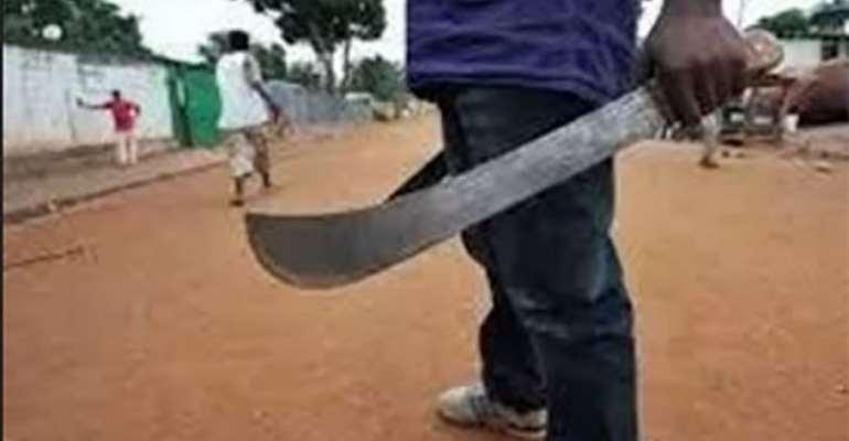 Man Butchered At Konongo