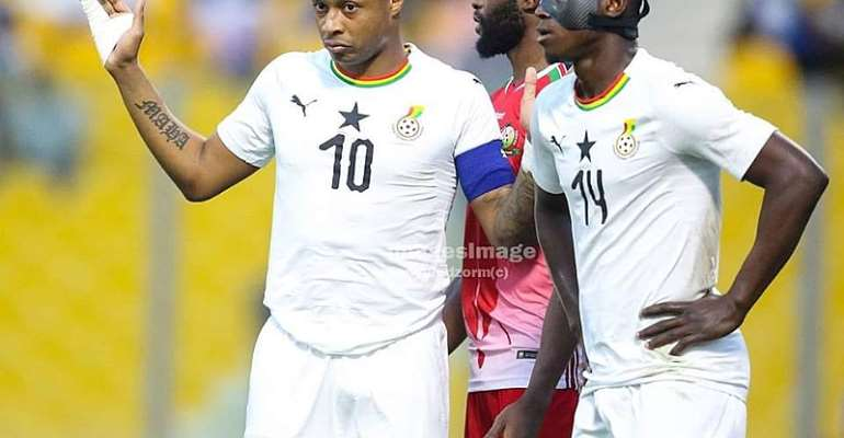 Ghana Favorite To Win 2019 AFCON - Andre Ayew