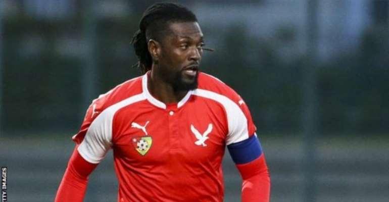 Togo's Emmanuel Adebayor Considering His International Future