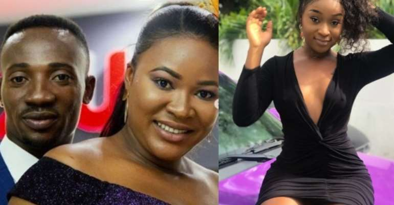 My Wife Is Aware That I Have A Crush On Efia Odo--Salinko