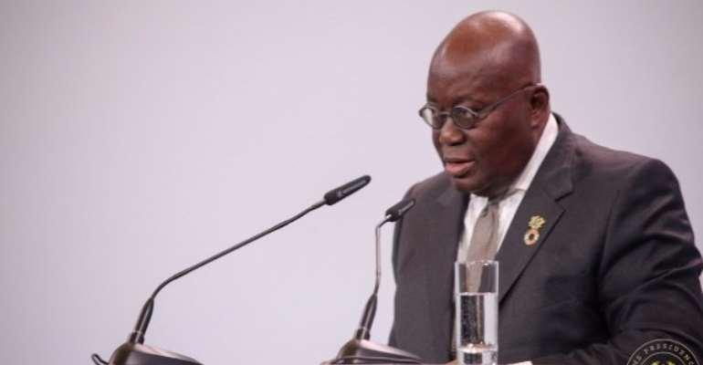 President Akufo-Addo says he will see to it that party militia menace is brought to an end