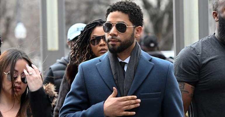 Jussie Smollett Criminal Case Dropped