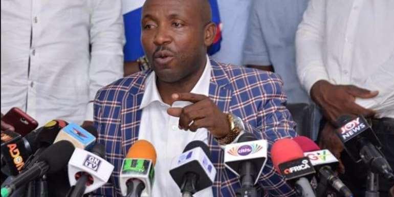 John Boadu Defends EC's Suspension Of Voter Registration Exercise
