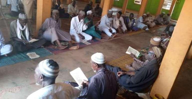 S/R: Minister Organizes Qur'anic Recitation Against Corona Virus