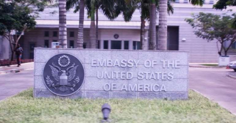 U.S. Embassy In Accra Closed To Public Until April 8