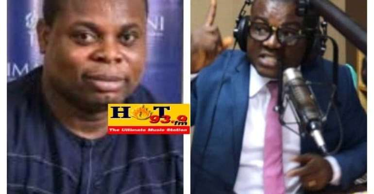 Hot FM's Boamah Darko Exposes IMANI Over Termination Of Port Trade Contract Petition