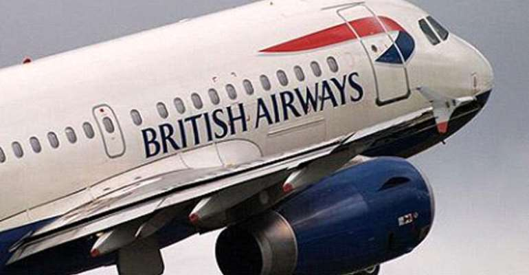 British Airways Flight To Accra Midway Returns To UK For Unknown Reasons