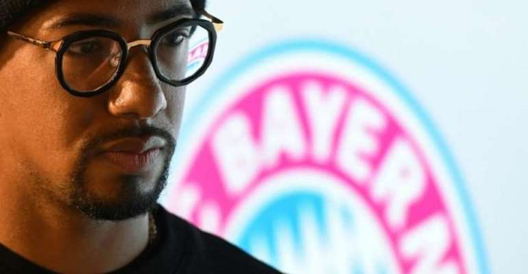 Jerome Boateng Launches His Own Branded JB Eyeglasses