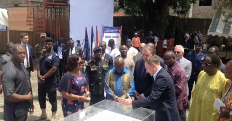 Nana Relieved Over New French Embassy