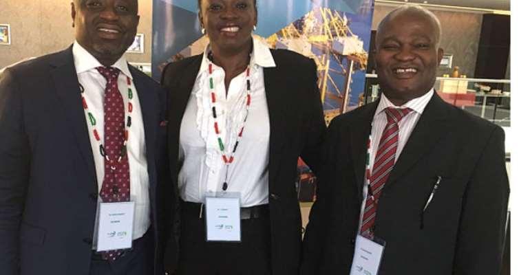 GCNET Raises Ghana Flag In Nairobi
