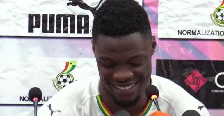 Opinion: Just Like Junior Agogo In 2008, Caleb Ekuban Can Be Ghana's Star At AFCON 2019