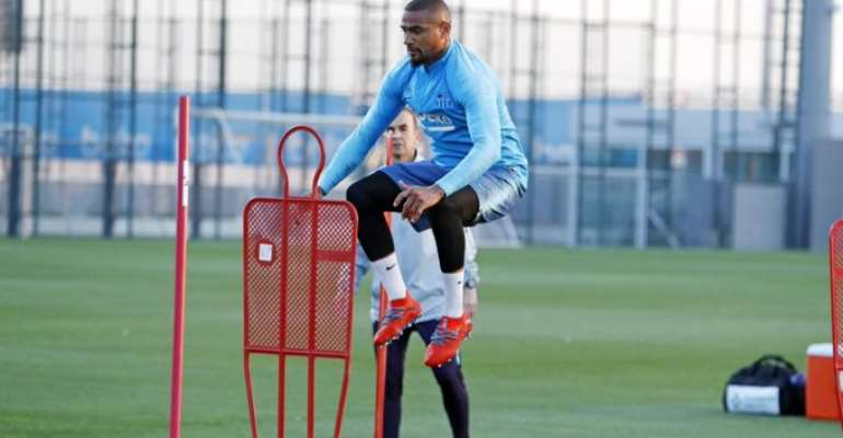 Messi Is Not The Best Player I Have Played With - KP Boateng