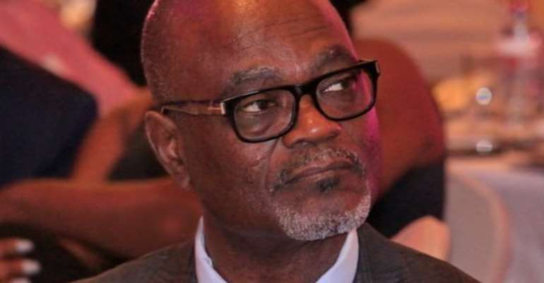 Dr. Kofi Amoah Impressed With Progress Of Women's Special Competition