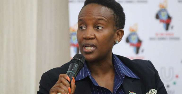 Nomsa Mahlangu Elected As FASU First Female President