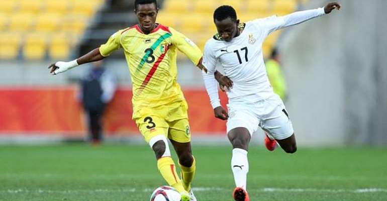 U-23 AFCON QUALIFIERS: Yaw Yeboah Confident Ghana Will Out Algeria