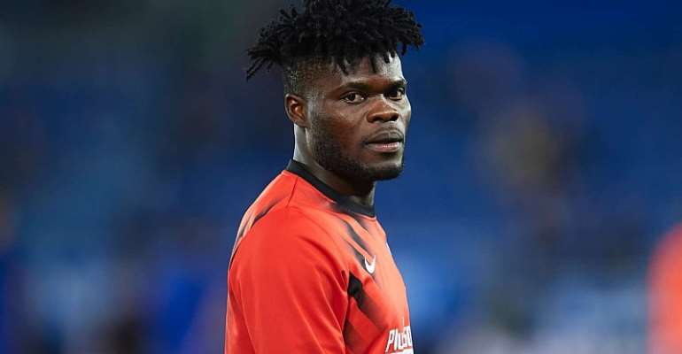 Coronavirus: Thomas Partey Offers Tips To Stay Healthy [VIDEO]