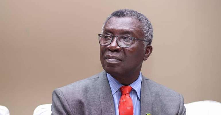 Fight Against Galamsey: Why Do All The Evil Doers Hate Prof. Frimpong Boateng?