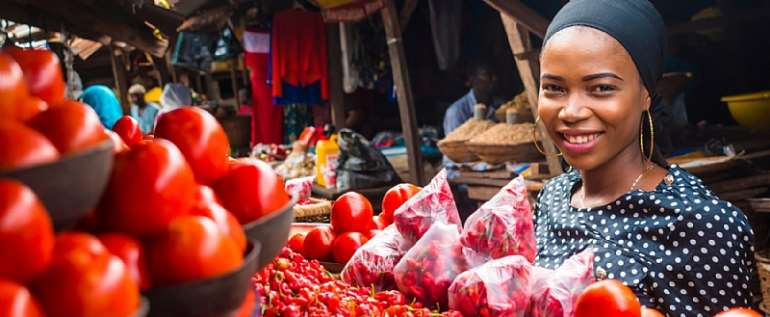 Trading Thrives As New Highway Financed By The African Development Bank Opens Up Northern Togo