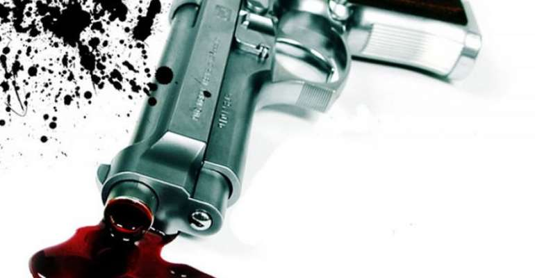 E/R: Man Shoots Landlord For 'Bonking' His Wife