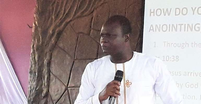 Seek God's face before locking down the nation-Apostle Boamah to Gov't