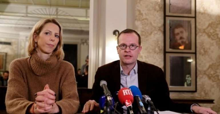 Iraq frees kidnapped French charity workers
