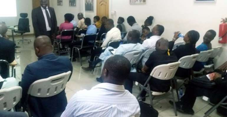 Opportunity International trains money lenders in risk management, financial reporting