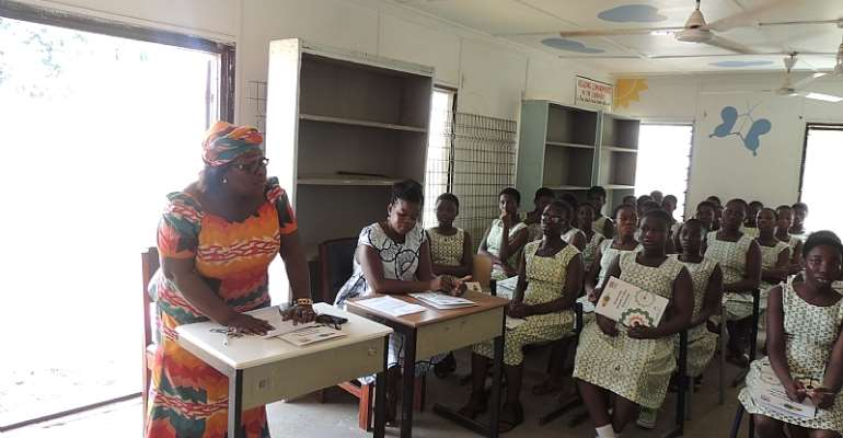 UN Empower Women Ambassador promotes Girl's in 'STEM' Learning