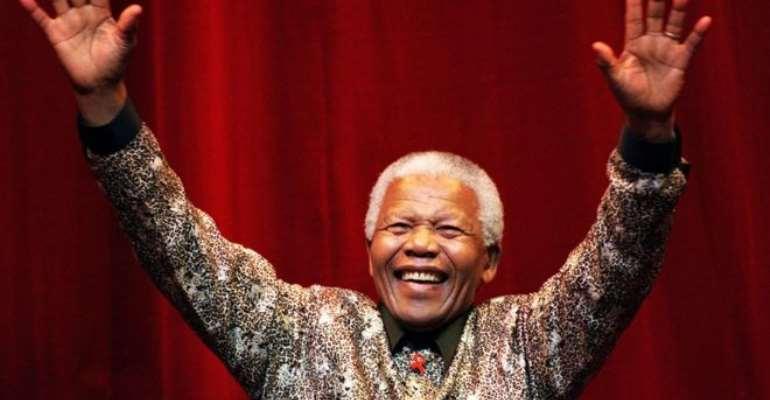 UN Marks Nelson Mandela Day