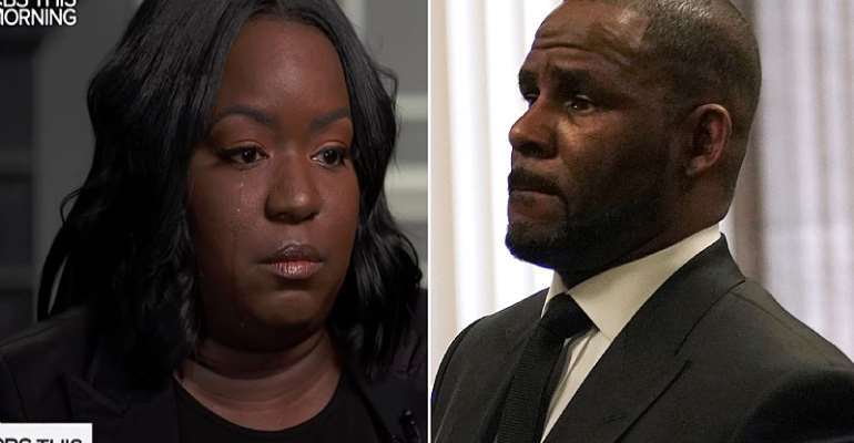 R. Kelly Accuser,Lanita Carter Speaks Out For The First Time