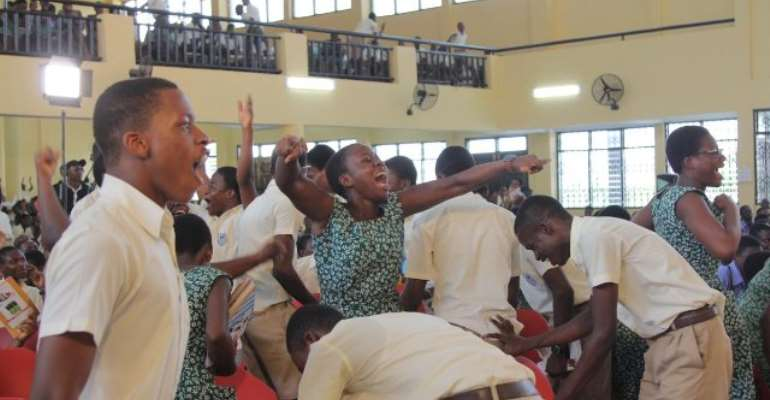 NSMQ 2019: Achimota School Kicks Out Accra Academy