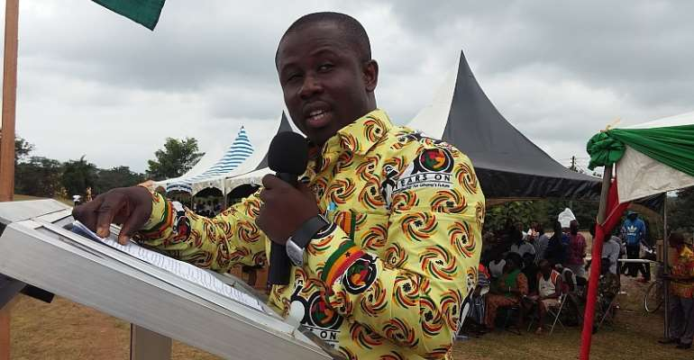 We Will Not Interfere In Chieftaincy Issues -Ahafo Deputy Regional Minister