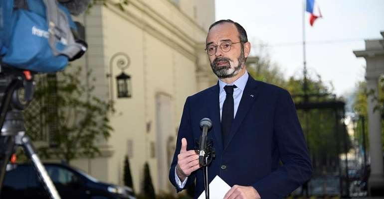 French PM warns of 'brutal' period ahead as lockdown extended to 15 April