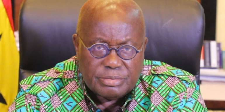 Akufo-Addo Donates Three Months Salary To COVID-19 Fund
