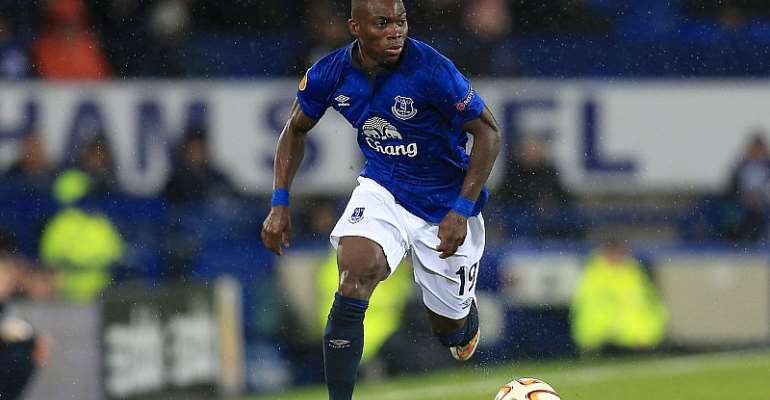 Christian Atsu Named Among 10 Players That Flopped At Everton