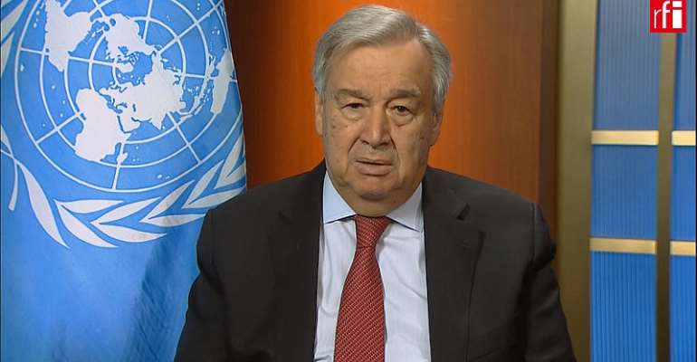 Covid-19 could kill millions in Africa without immediate action: UN chief