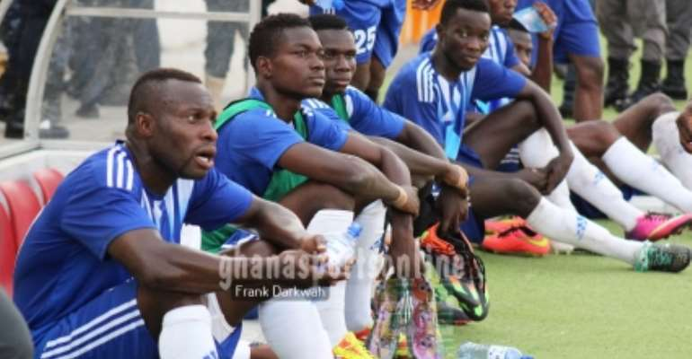 Great Olympics given final deadline to offset GH¢18,000 debt to Medeama