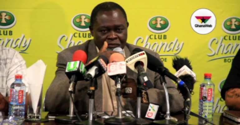 Azumah Nelson's Fight Night Happening Live at Bukom Boxing Arena On April 1