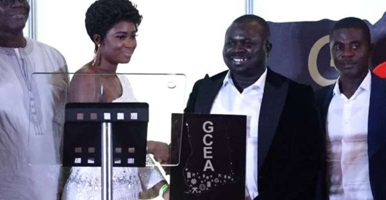 Atinka Media Village MD Grabs Top Award