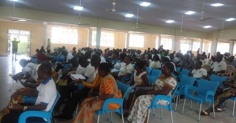 Marry One Another—Assemblies Of God Urges Challa Tribe