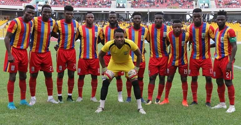 Hearts of Oak Name 40-Man Squad For Special Competition
