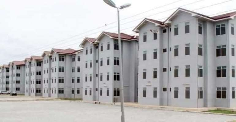 Ghc1.3m Housing Project For Soldiers Commissioned