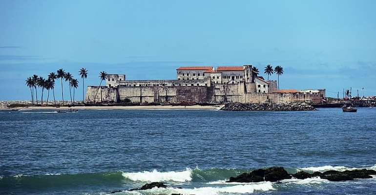 Elmina is one of the most important tourist sites in West Africa - Source: Wikimedia Commons