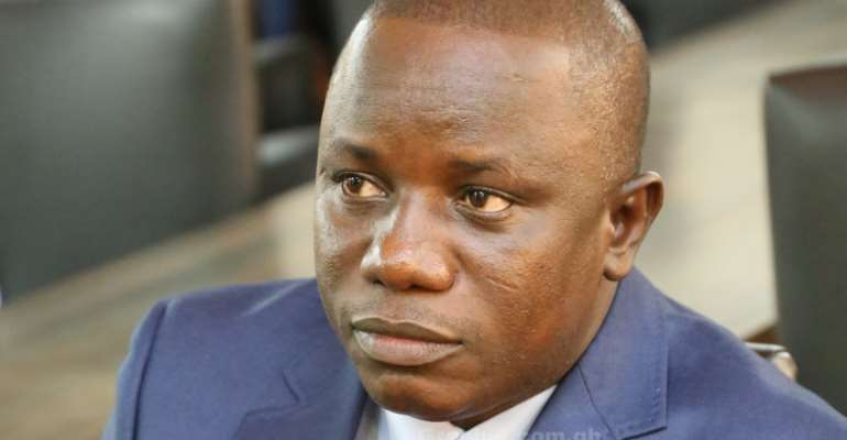 Defense Minister, Dominic Nitiwul