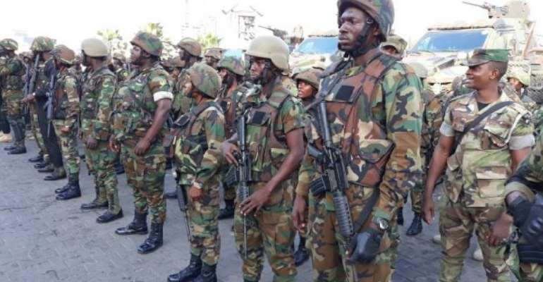 Troops In Kumasi Are Not There To Intimidate Anyone – GFA Rubbish Fakes Reports