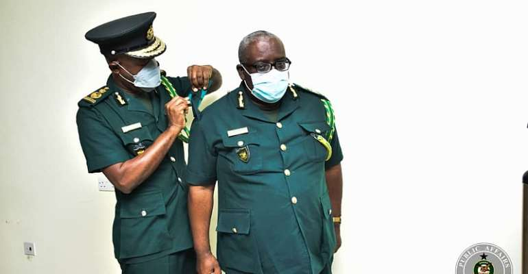 Meet the newly appointed Deputy Comptroller-General of Immigration