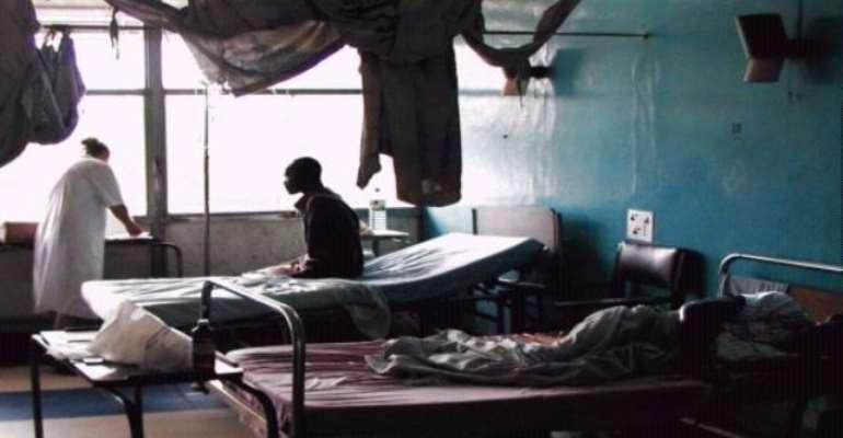 Ghana's Health System is Below WHO Standards - Professor Akosah