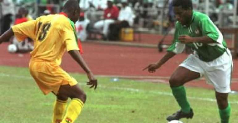 Nigeria, Ghana Renew Rivalry at Port Said