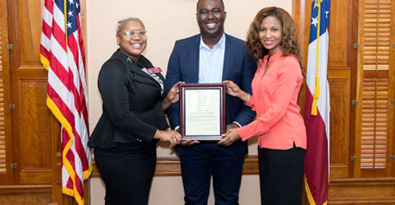 Georgia State Honors Sakyi-Hyde