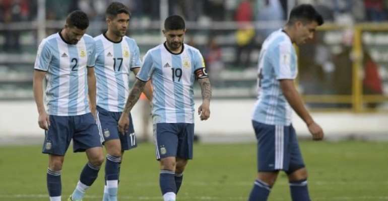 Messi on Argentina ban: 'My sayings were never addressed to the assistant'